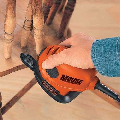 Black and Decker Mouse Sander Removing Varnish