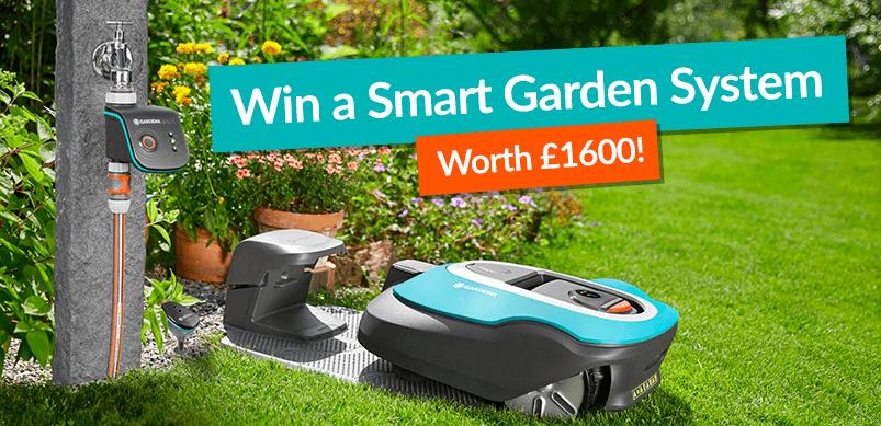 Win a Smart Garden System