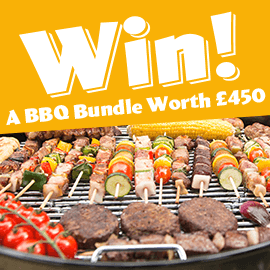 Win a BBQ Bundle Worth £450! [Competition Closed]