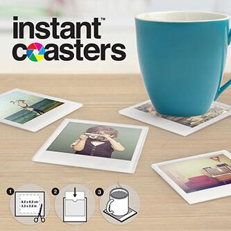Personalised Photo Drinks Coasters