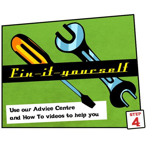 Advice Centre Step Four