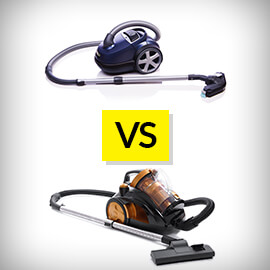 Should You Buy a Bagged or a Bagless Vacuum Cleaner?