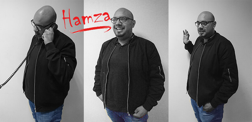 Introduction To Hamza Post (Social Media Day)