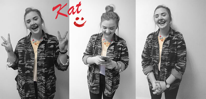 Introduction To Kat Post (Social Media Day)