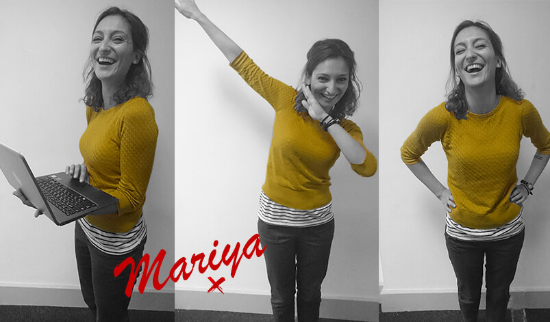 Introduction to Mariya Post (Social Media Day)