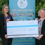 Why We Support John Taylor Hospice – Caroline's Story