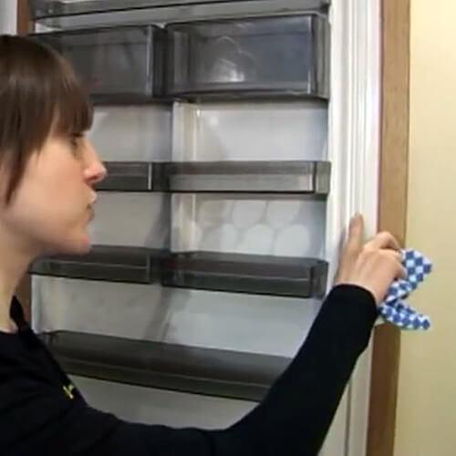 Cleaning Fridge Door Seal