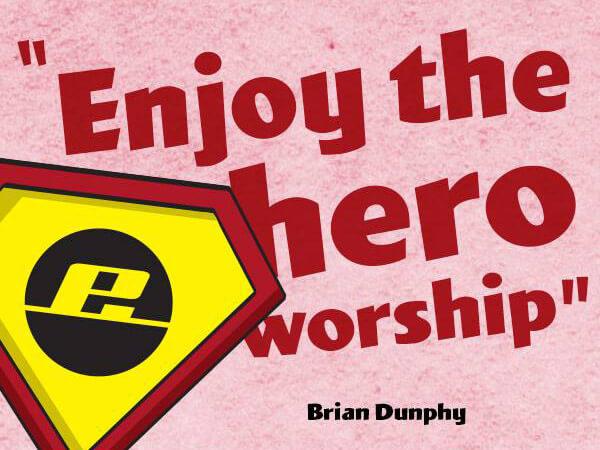 Enjoy The Hero Worship Testimonial