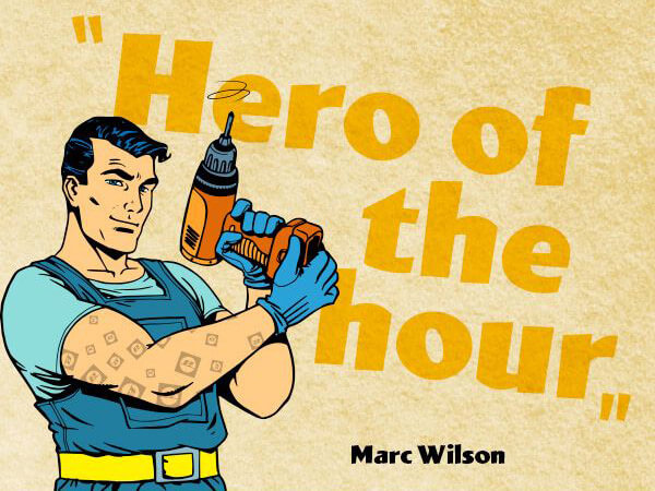 Hero of the Hour Testimonial