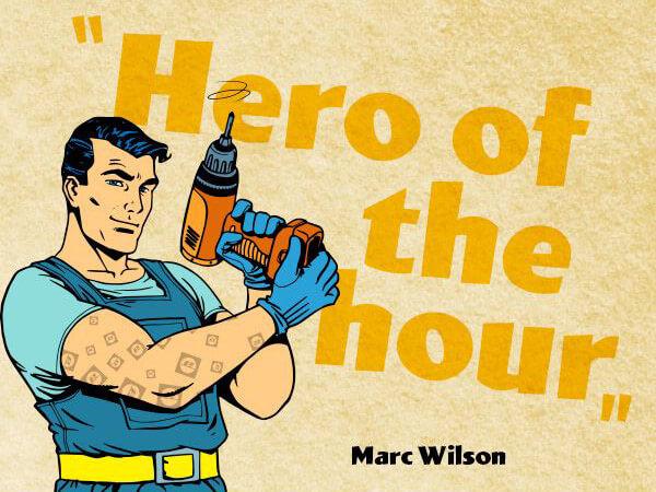Hero of the Hour Testimonial
