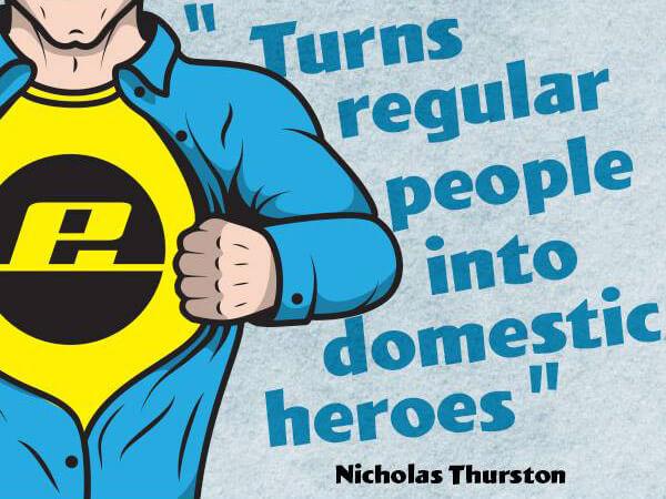 Regular People Domestic Heroes Testimonial