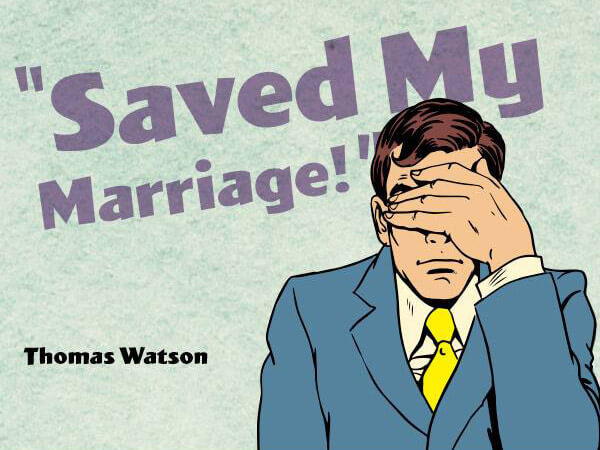 Saved My Marriage Testimonial