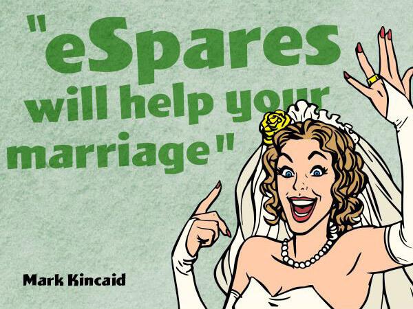 eSpares Help Your Marriage Testimonial