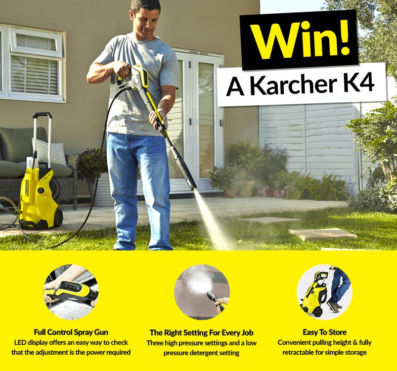 Win a Karcher