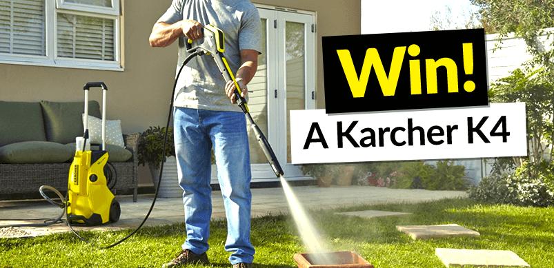 Win a Karcher K4