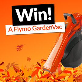 Win a 4 in 1 Garden Vac [Competition Closed]