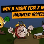 Win a Night for 2 in a Haunted Hotel! [Competition Closed]