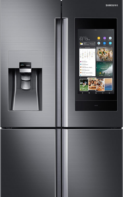 Samsung Family Hub Fridge 3.0