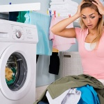 Why White Marks Appear On Your Washing