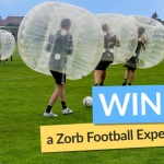 Win a Zorb Football Experience For 10! [Competition Closed]