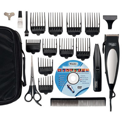 Vogue Deluxe Mains Hair Clipper Kit
