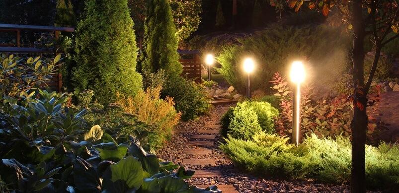 Patio Garden Lights