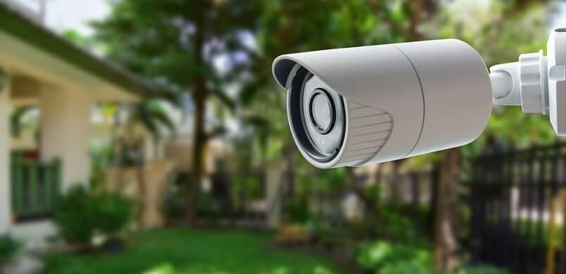 Garden Security Camera