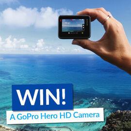 Win a GoPro HERO HD Camera! [Competition Closed]