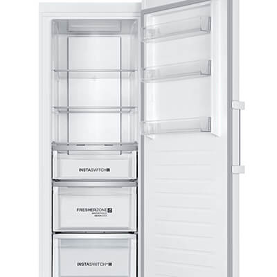 InstaSwitch Smart Freezer With Multiple Sections