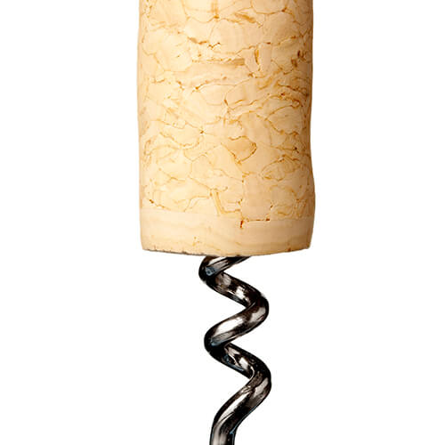 Bottle Cork With Bottle Opener