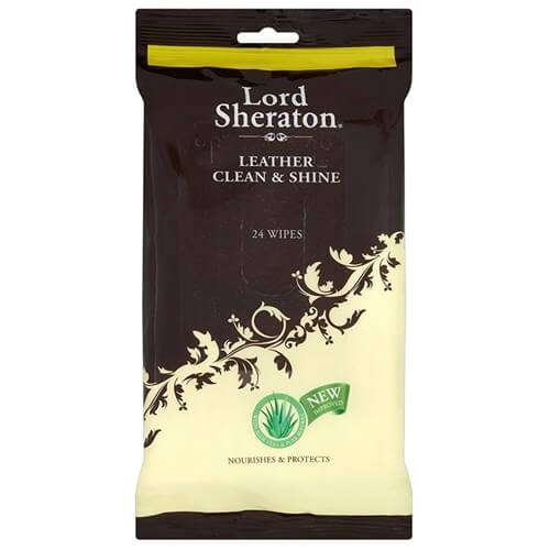 Lord Sheraton Leather Wipes