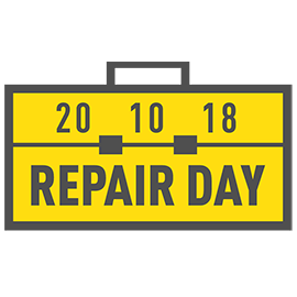 Why We're Celebrating International Repair Day!