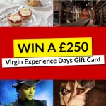 Win a £250 Virgin Experience Days Gift Card!