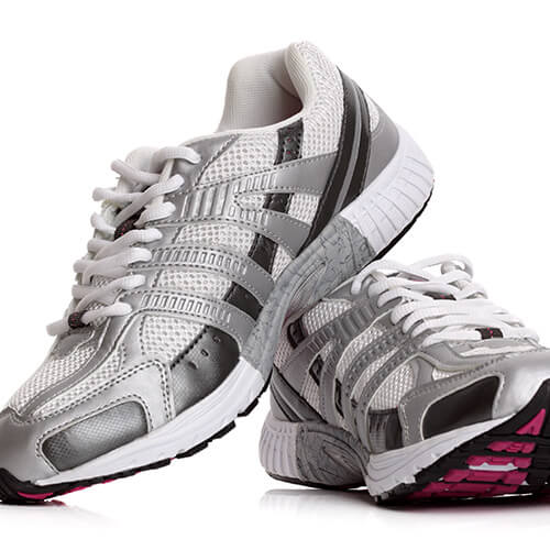 Grey Sports Trainers