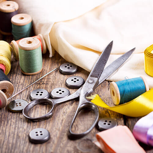 Scissors Needle And Sewing Equipment