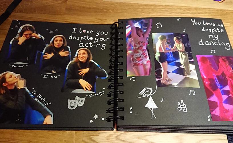 Mariya's Book Of Memories