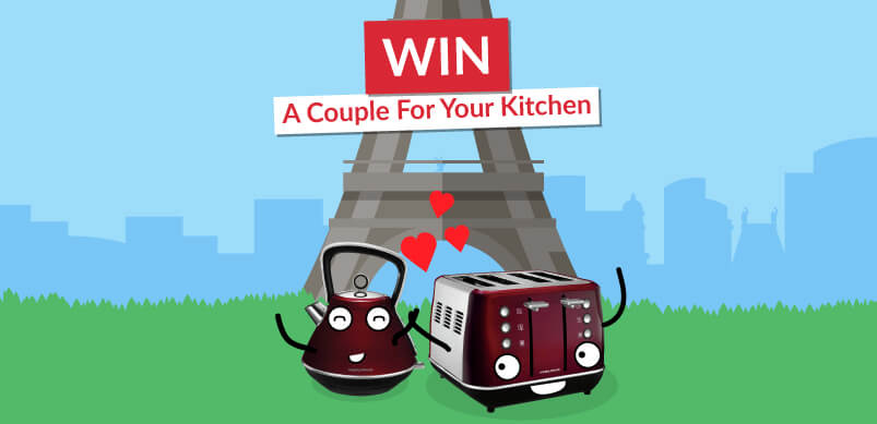 Win Kettle And Toaster Banner