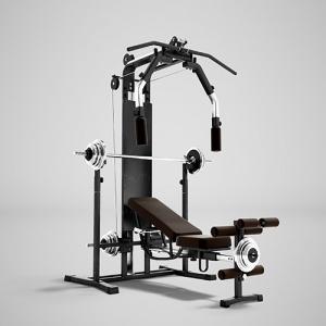 Home Gym Equipment Machine