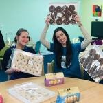 Spreading Joy to John Taylor Hospice With Donuts!