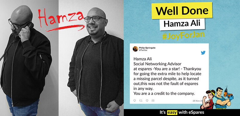 Images Of Hamza And Review
