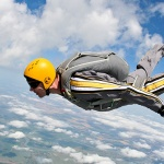 How Fixing Your Appliance Could Take You Sky Diving!
