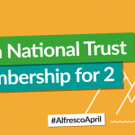 Win a National Trust Membership for 2! [Competition Closed]