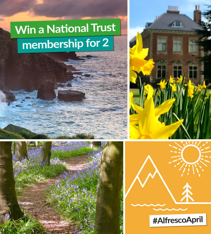 Images Of National Trust Walks With Win Banner
