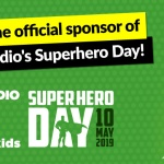 eSpares is sponsoring Cash for Kids Superhero Day!