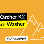 Win a Karcher K2 Pressure Washer!