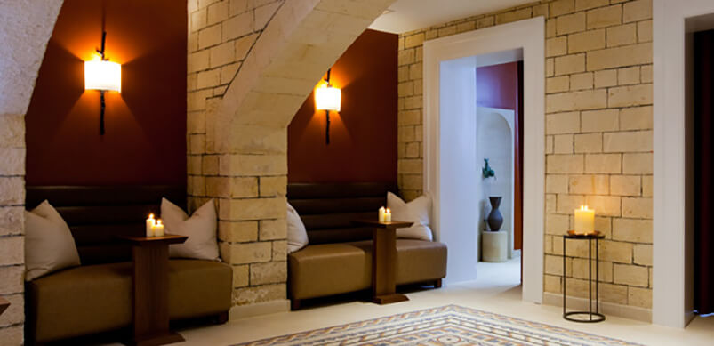Spa Rooms At The Gainsborough Bath Spa