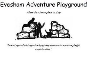 Evesham Adventure Playground Logo