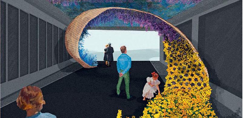 McQueen Flowers Garden Design