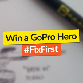 Win a GoPro Hero! [Competition Closed]