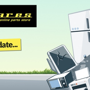 Animation Of Abandoned Appliances With #FixFirst